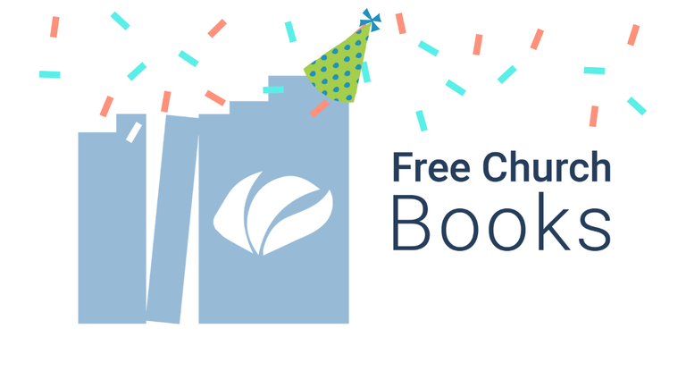 Happy Birthday, Free Church Books!